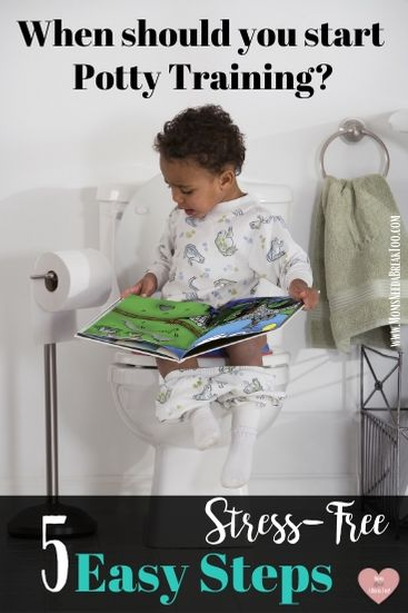 5 Easy Steps to Potty Train Your Girl or Boy . . . Stress-Free!