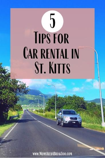 The Ultimate Guide for Renting a Car in St. Kitts